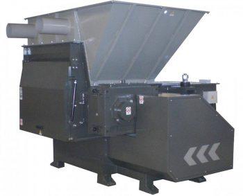 Одновальный шредер MR 40-120