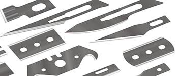 Промышленные ножи и лезвия